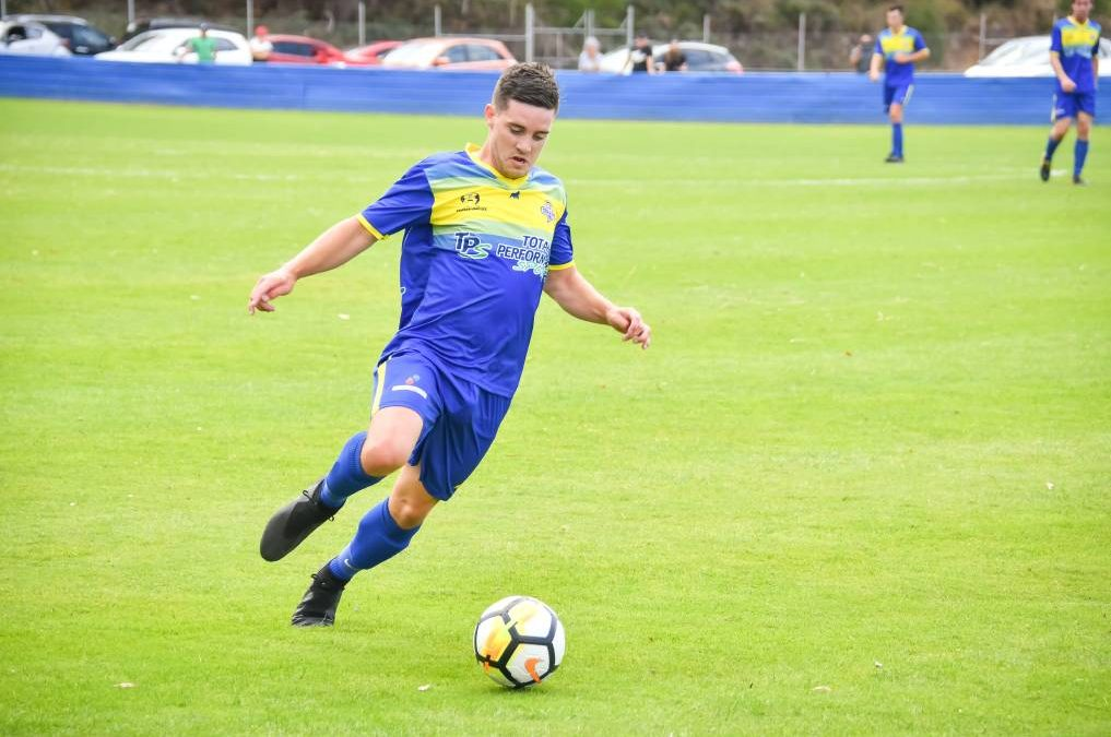 Devonport Strikers ready to take the show on the road in NPL Tasmania