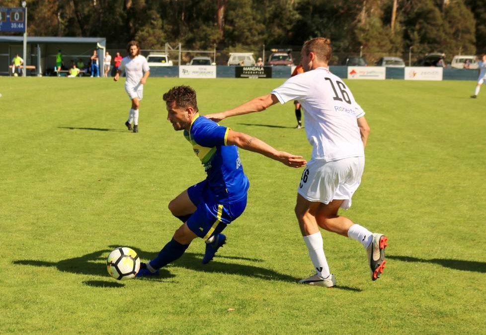 Devonport defeat Glenorchy 4-0 in NPL Tasmania clash at Valley Road