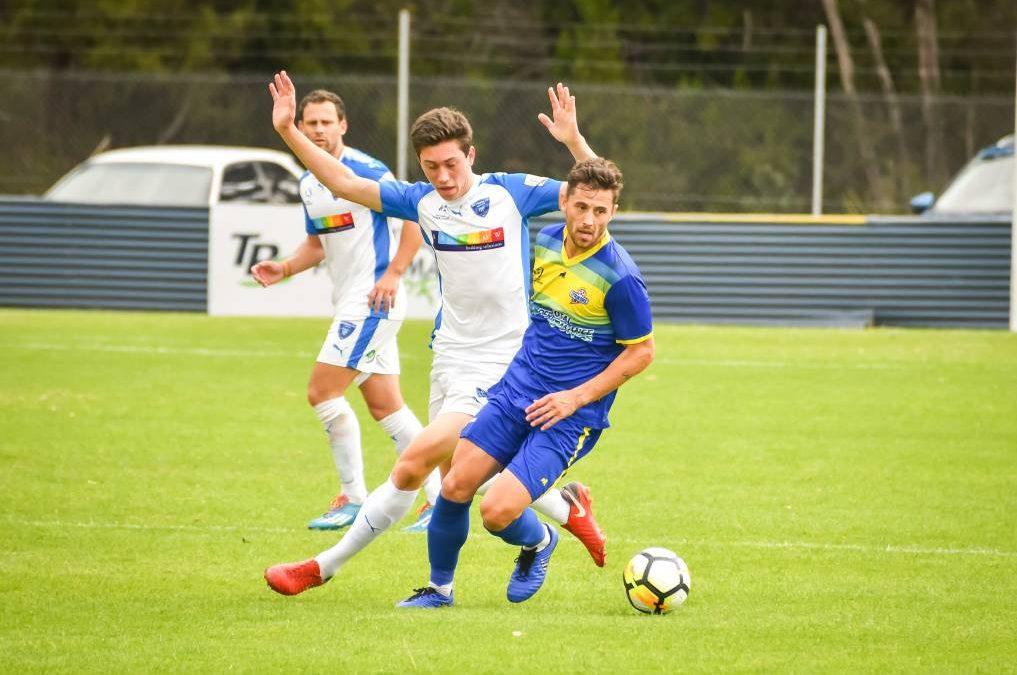 Perfect start to NPL Tasmania defence pleasing for Devonport Strikers coach Rick Coghlan