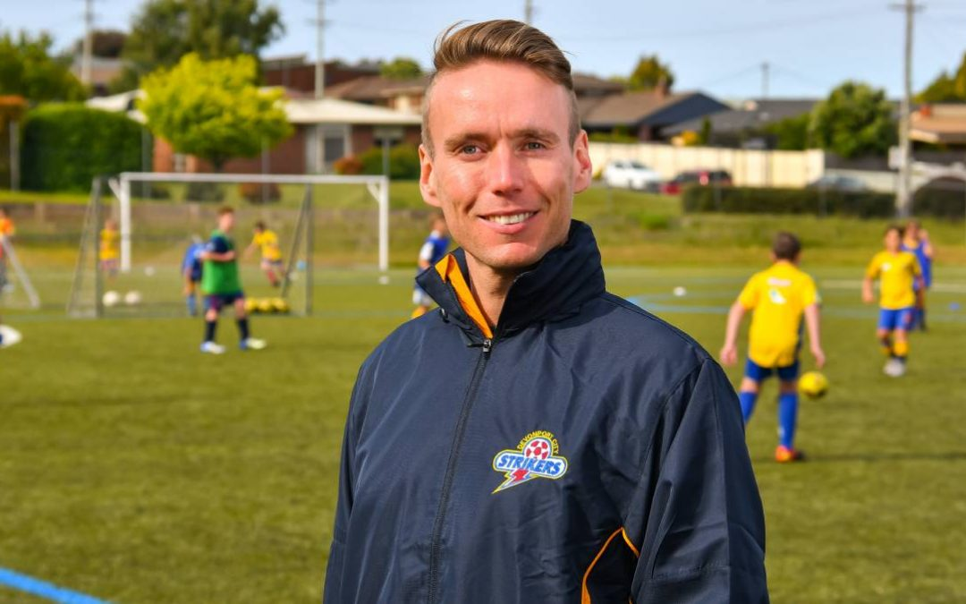 Devonport Strikers ready for Olympia challenge