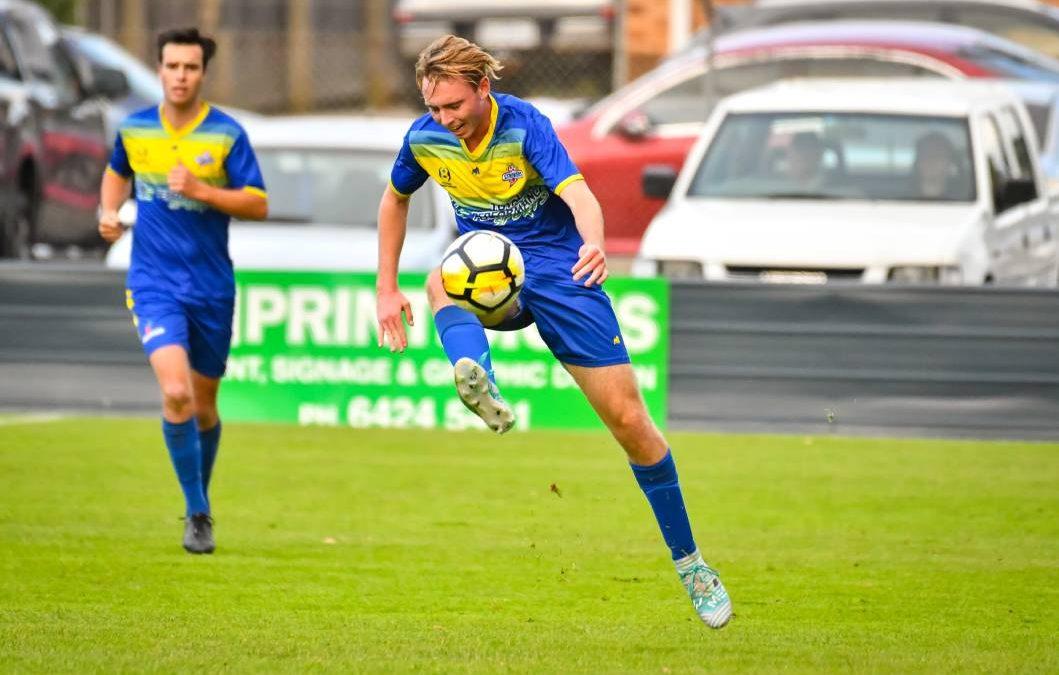 Devonport defeat Launceston City 5-2 in its NPL Tasmania match at Valley Road
