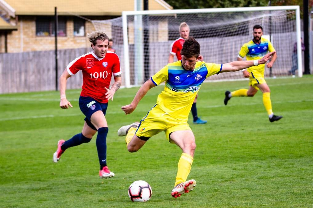 Devonport Strikers ready for first tussle with Kingborough in less than a week