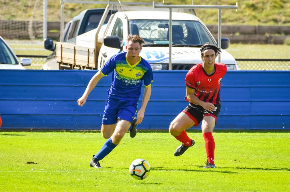 Devonport Strikers go very big to continue strong start with a 9-0 win over Clarence United