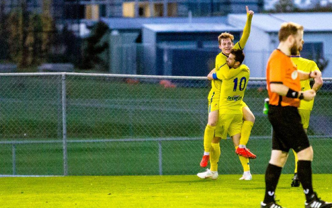 Devonport Strikers defeat Kingborough 2-1 in Lakoseljac Cup round of 16.