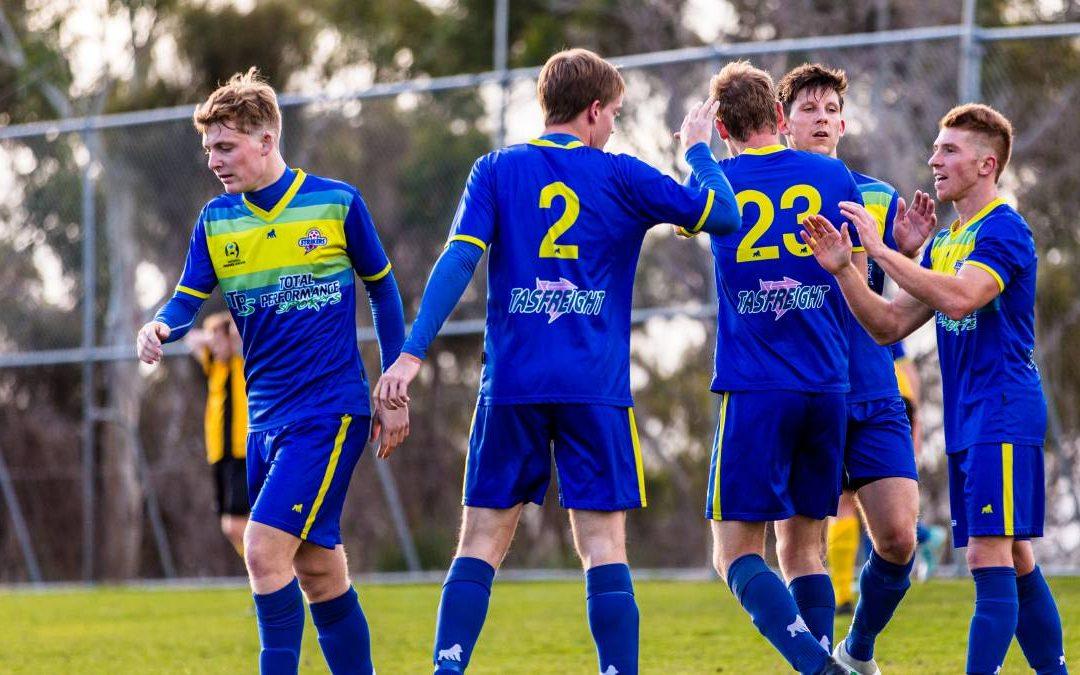 Devonport Strikers to meet South Hobart in Lakoseljac Cup final