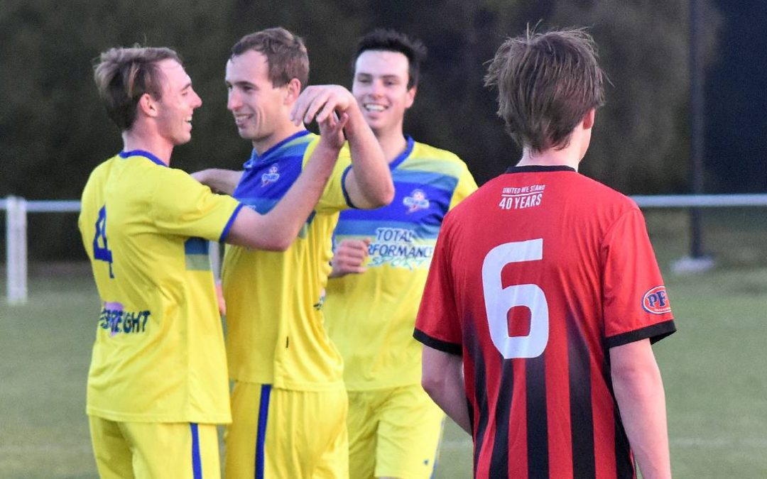Devonport Strikers break individual and team records in win over Clarence