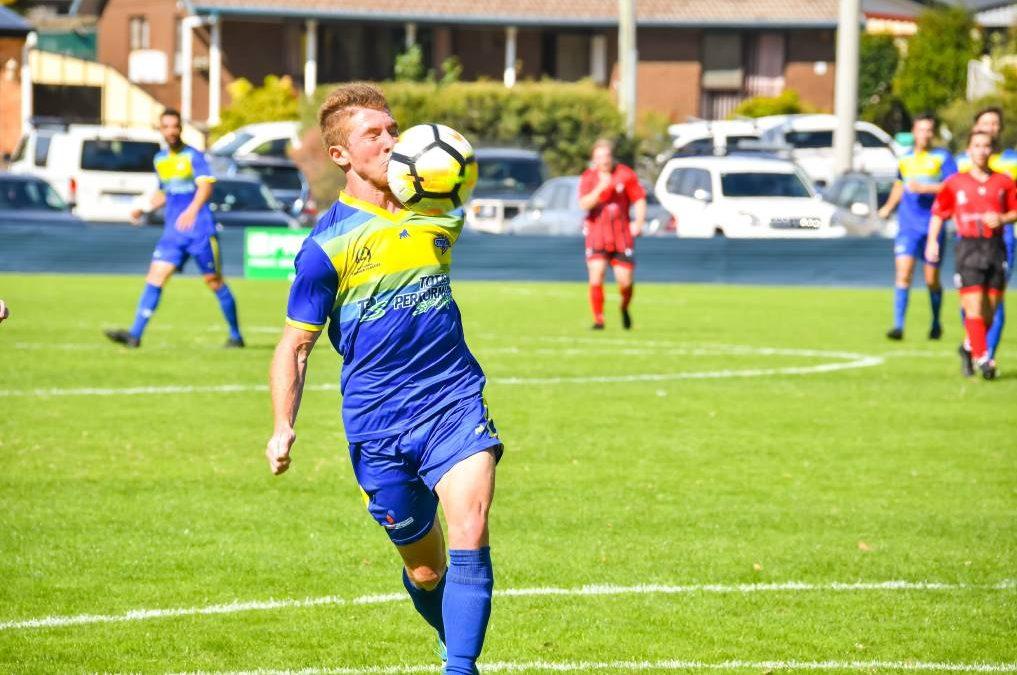Eight will be great for Devonport Strikers NPL Tasmania hopes