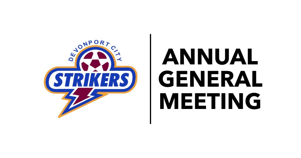 Devonport Strikers Annual General Meeting