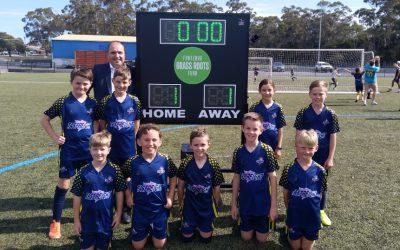 Fonterra Partnership Provides New Scoreboard