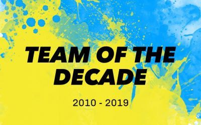 Team of the Decade – Midfielders